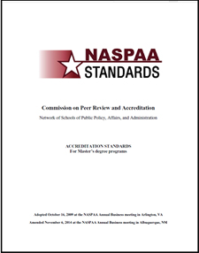 NASPAAStandards