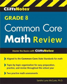CliffsNotesCommonCoreMath