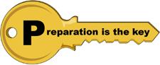 PreparationIsTheKey