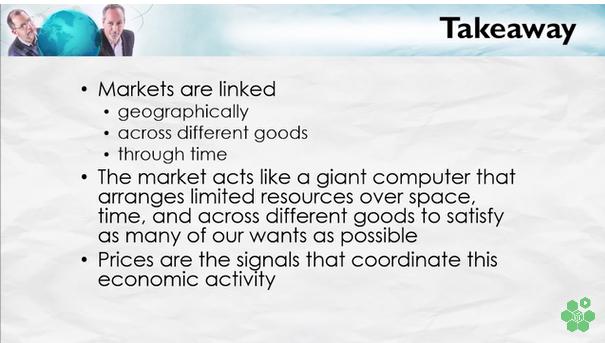 MarketsTakeaway