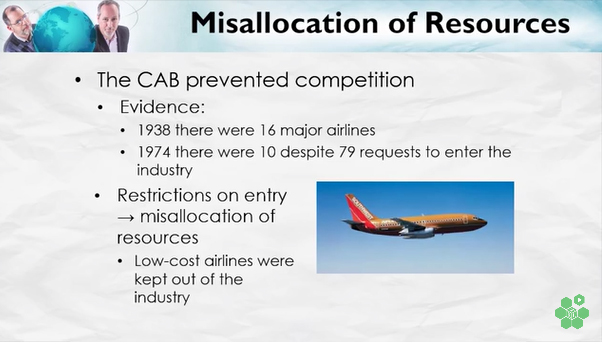MisallocationAirlineRegulation