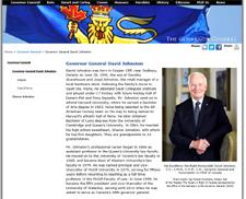 Click for Governor General website