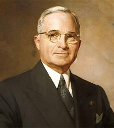 Harry S. Truman, 1884-1972
