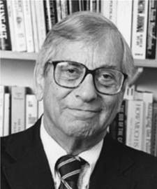 """Richard Neustadt, 1919-2003, Aide to President Truman and a """"founding father"""" of the HKS MPP program"""