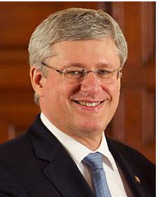 Stephen J. Harper, 1959- Prime Minister 2006-2015