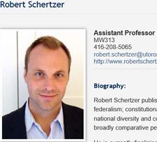 Click for Schertzer webpage