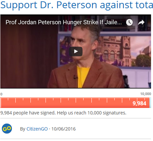Click for site (and current number of signatures)